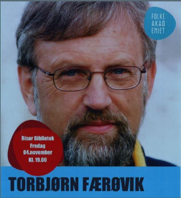 Torbjørn Færøvik – Orientekspressen – en vårreise