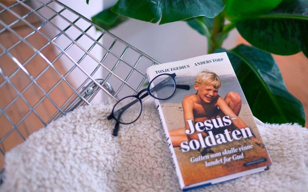 Jesussoldaten med Anders Torp i Risør