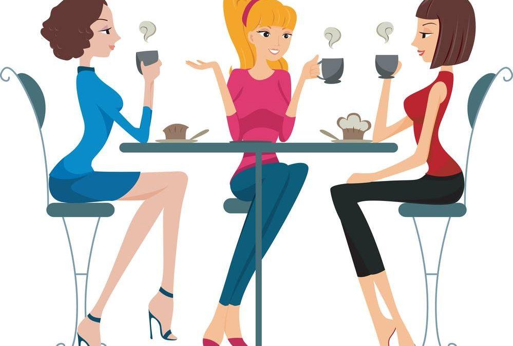 Språkkafè for kvinner