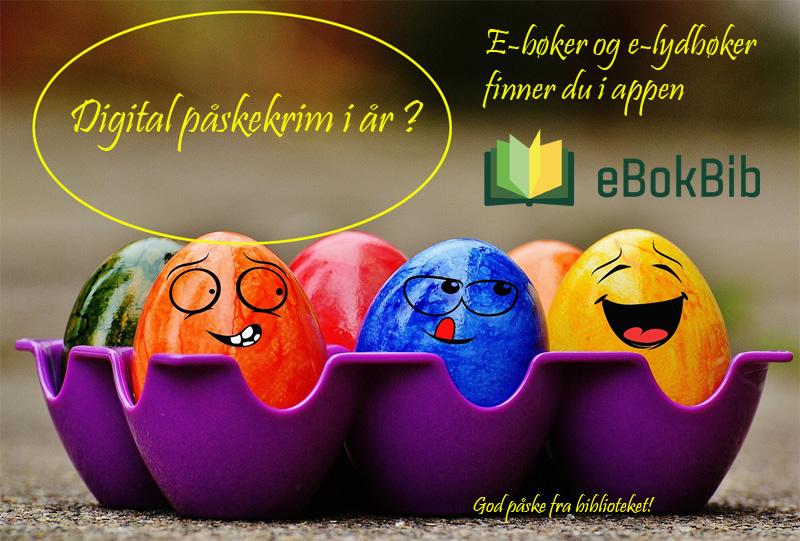 bilde av påskeegg - eBokBib