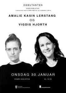 Debutanten - Vigdis Hjorth og Amalie Kasin Lerstang