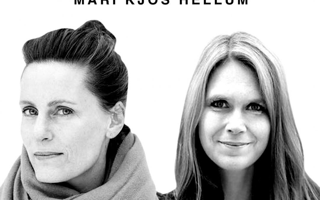 Debutanten: Monica Isakstuen og Mari Kjos Hellum. Onsdag 27. mars kl 1900