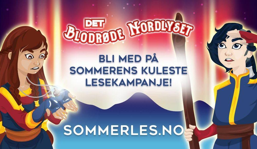 BLI MED PÅ SOMMERLES!
