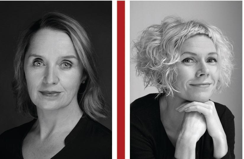 Mestermøte: Benedicte Kroneberg & Hanne Ørstavik 6. november