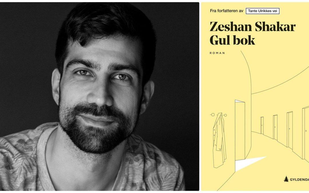 Zeshan Shakar – Gul bok (Direkte fra Litteraturhuset i Oslo)